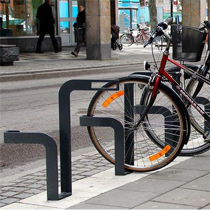 стойка за велосипед дизайнерска